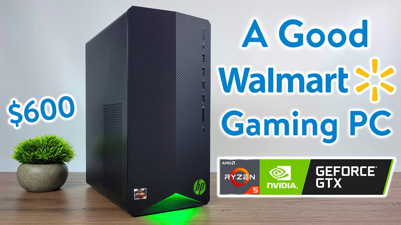This Walmart Gaming PC Is A Pretty Great Deal!
