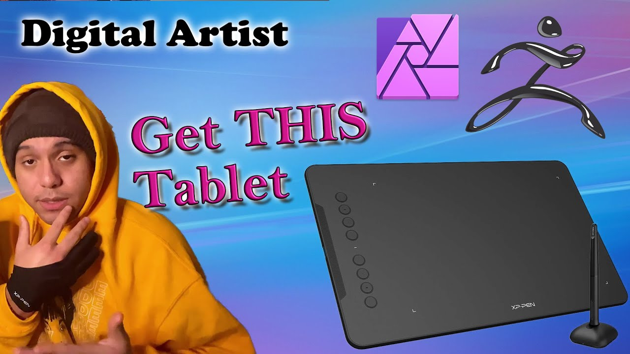 I believe you should buy this tablet if you're starting off as a digital artist