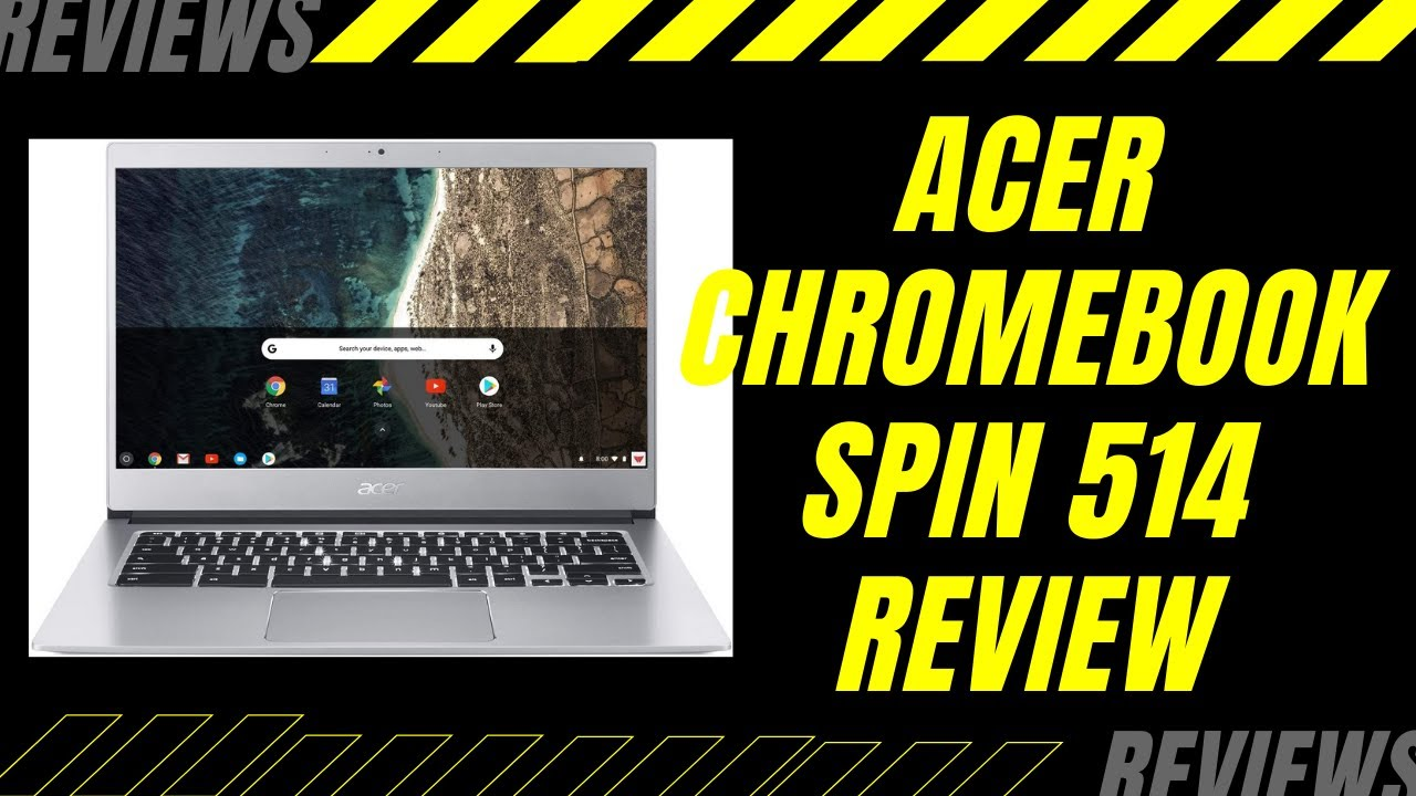Acer Chromebook Spin 514 (2021, AMD) Review