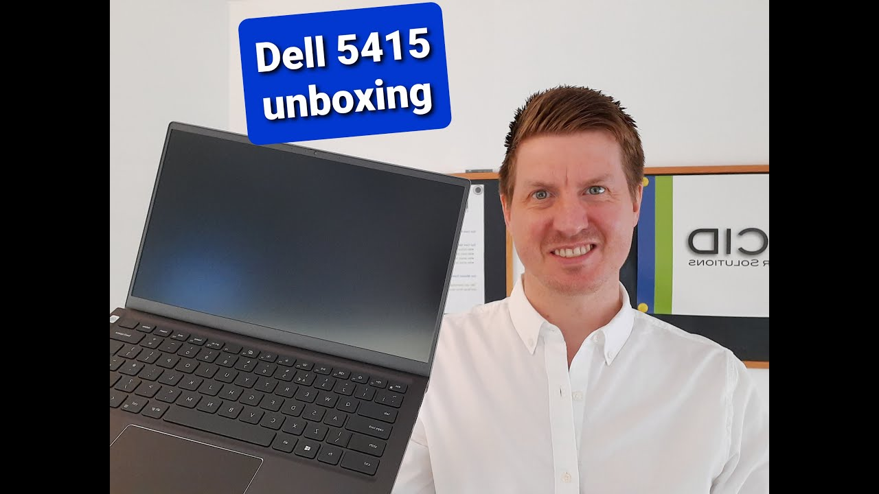 Unboxing Dell Vostro 5415 Laptop | First Impressions & Basic Review