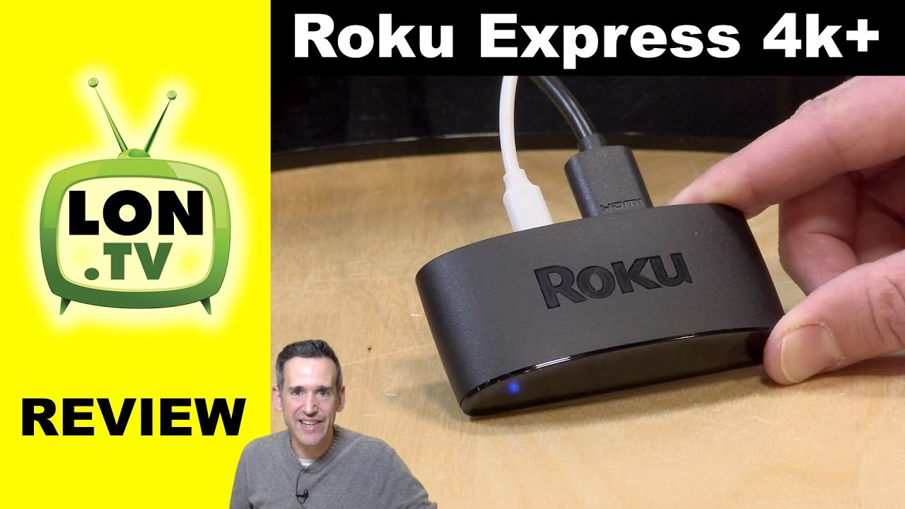 Roku Express 4k+ Review – It supports Ethernet and USB!