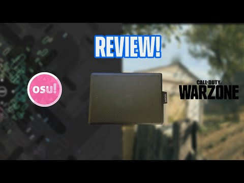 Wacom CTL-472 (One by Wacom) Review! (For osu! and Other Games)