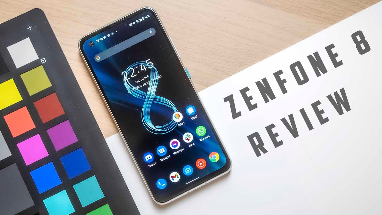 Asus Zenfone 8 Review – Changed my Mind!