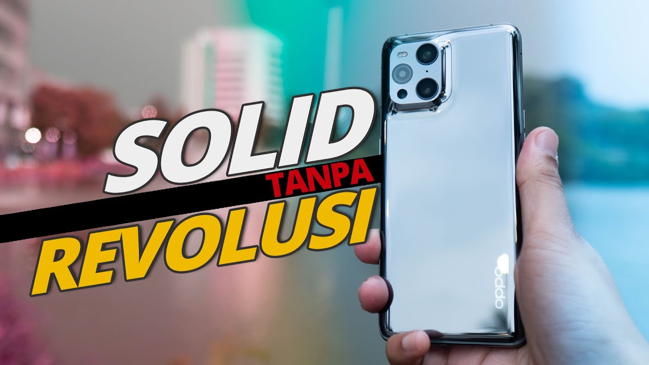 Real User Experience Oppo Find X3 Pro ! Review Indonesia