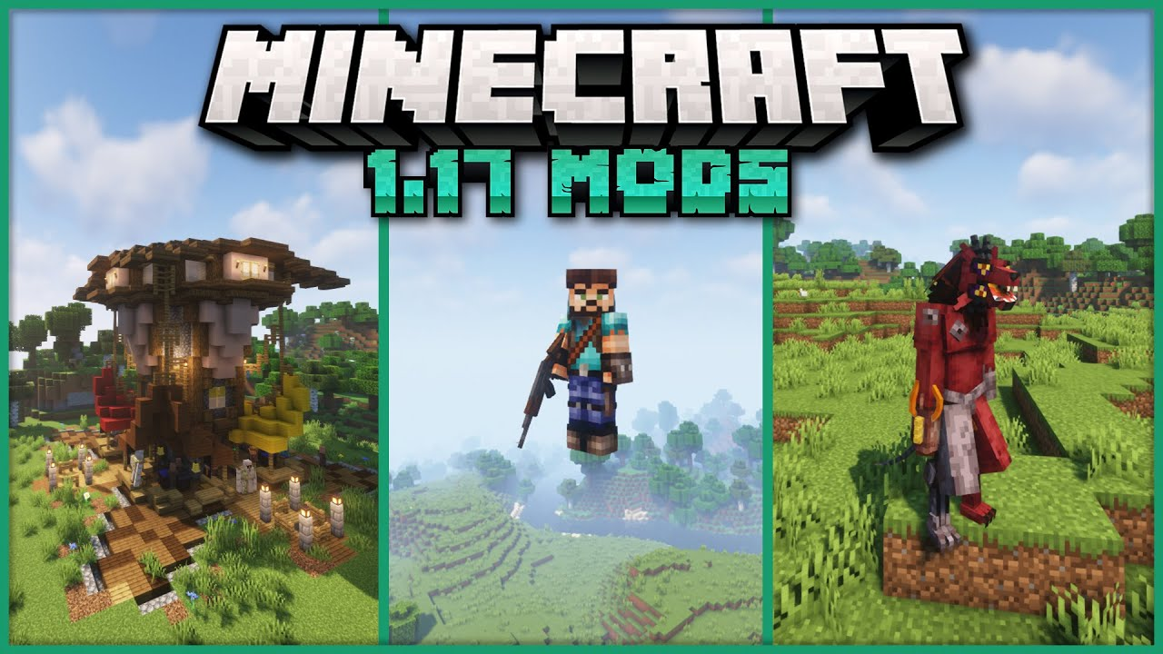 Top 25 Minecraft 1.17 Mods You Can Play Right Now!