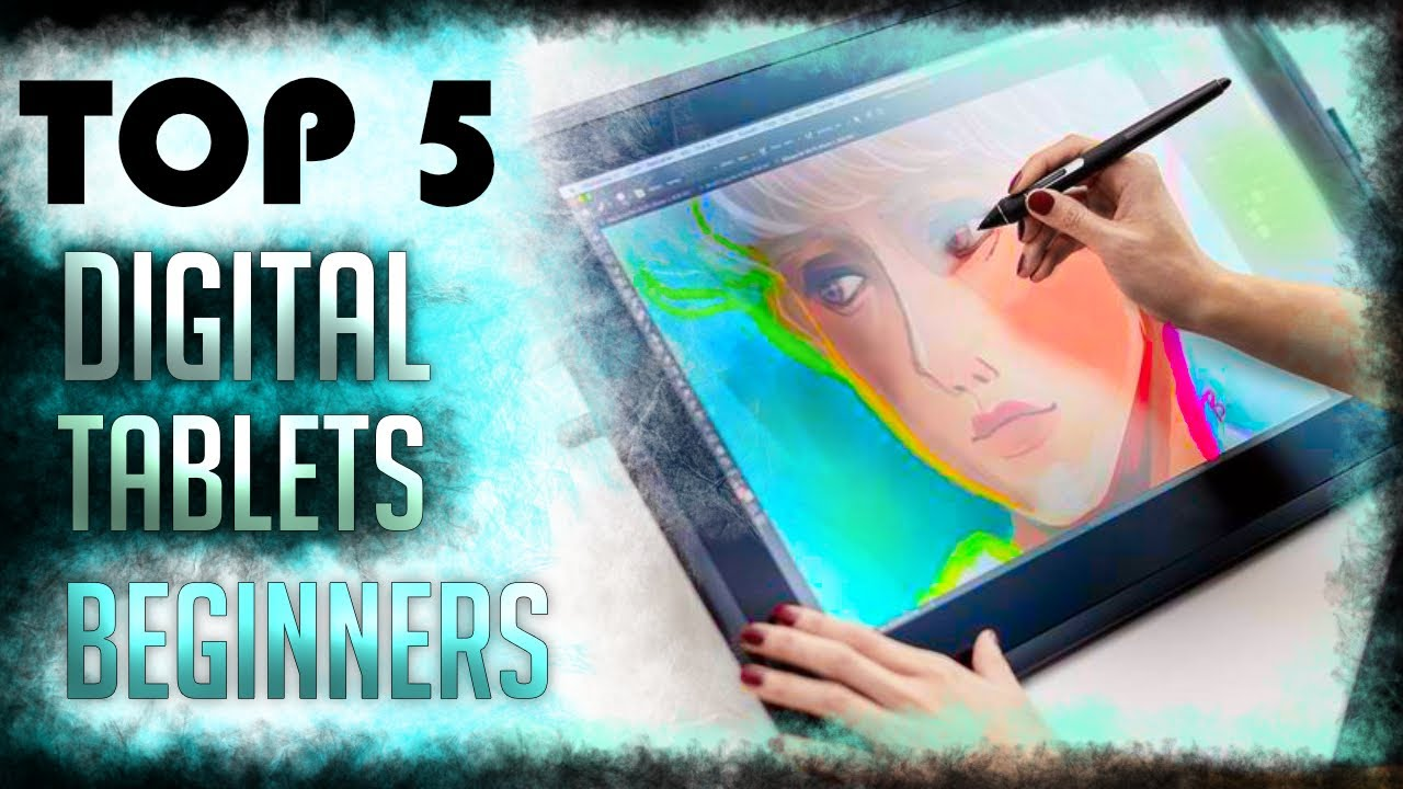Best Drawing tablets for Beginners 2021 | (Budget Friendly)