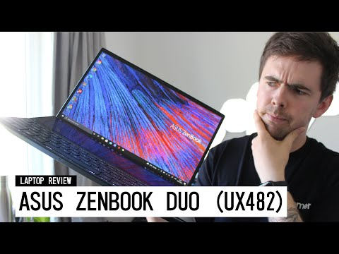 Asus Zenbook Duo 14 2021 review (UX482) | A dual-screen laptop for the masses?