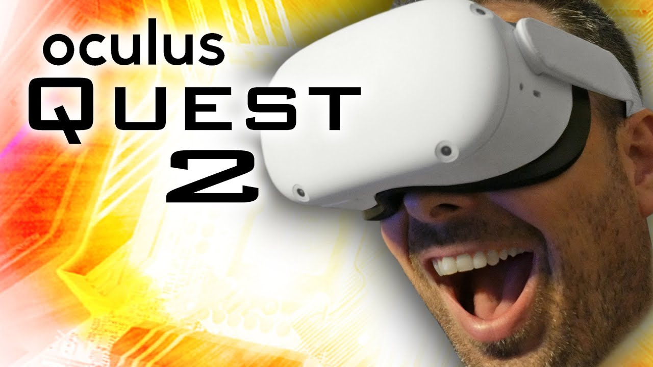 Virtual Reality is Amazing and Now it's Actually Affordable – Oculus Quest 2 Review