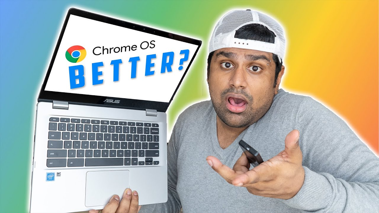 Can a Chromebook Replace a Budget Windows Laptop in 2021?