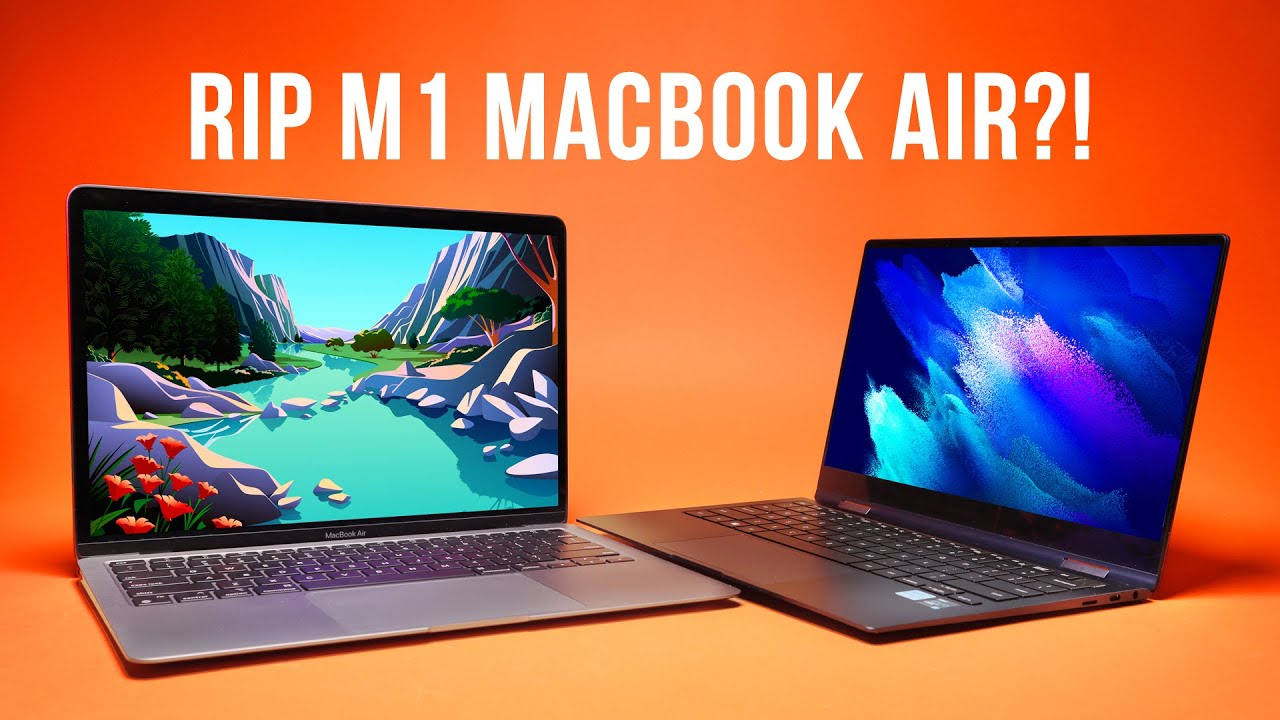 DON'T WASTE YOUR MONEY!! M1 MacBook Air vs Galaxy Book Pro 360