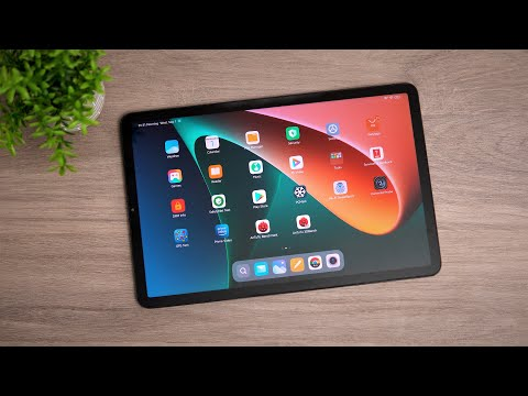 Xiaomi Mi Pad 5 Pro Review – Powerful 120hz Android 11 Tablet!