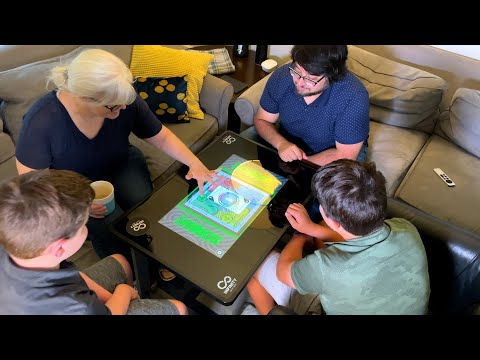 Arcade1up's Infinity Game Table review: Coffee table game room