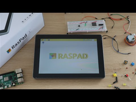 Trying Out The RasPad 3 – Unboxing & Review