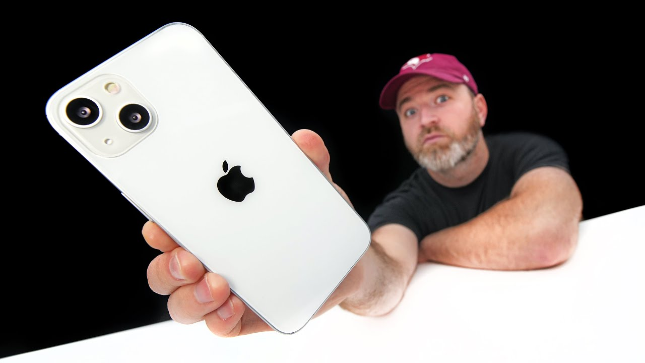 iPhone 13 is HERE…