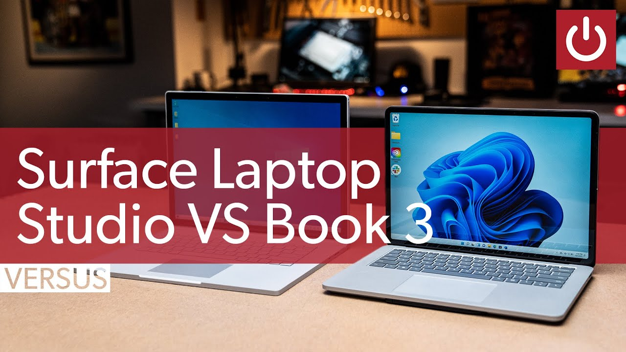 Surface Laptop Studio VS Surface Book 3: Which Form Factor Is Better?