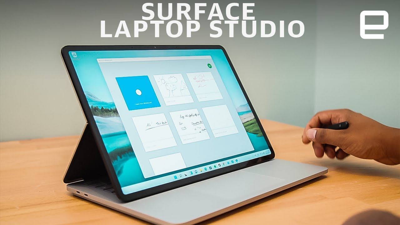 Surface Laptop Studio review: A better Surface Book–mostly