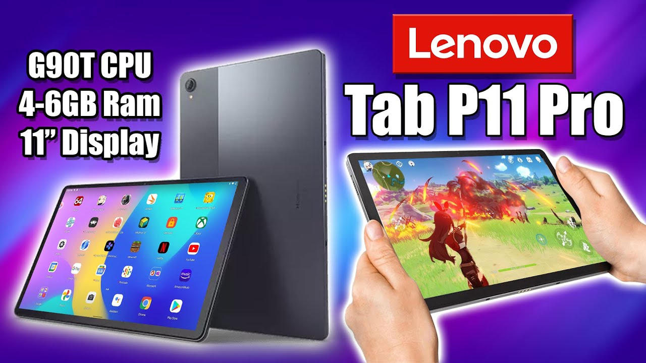 """FINALLY! An Awesome Mid-Range Android Tablet! G90T CPU, 11"""" Display"""