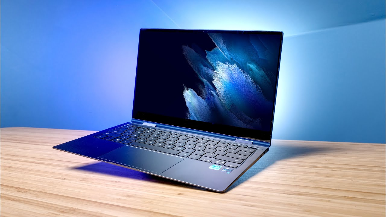 Samsung Galaxy Book Pro 360 // Ultimate Creator Review