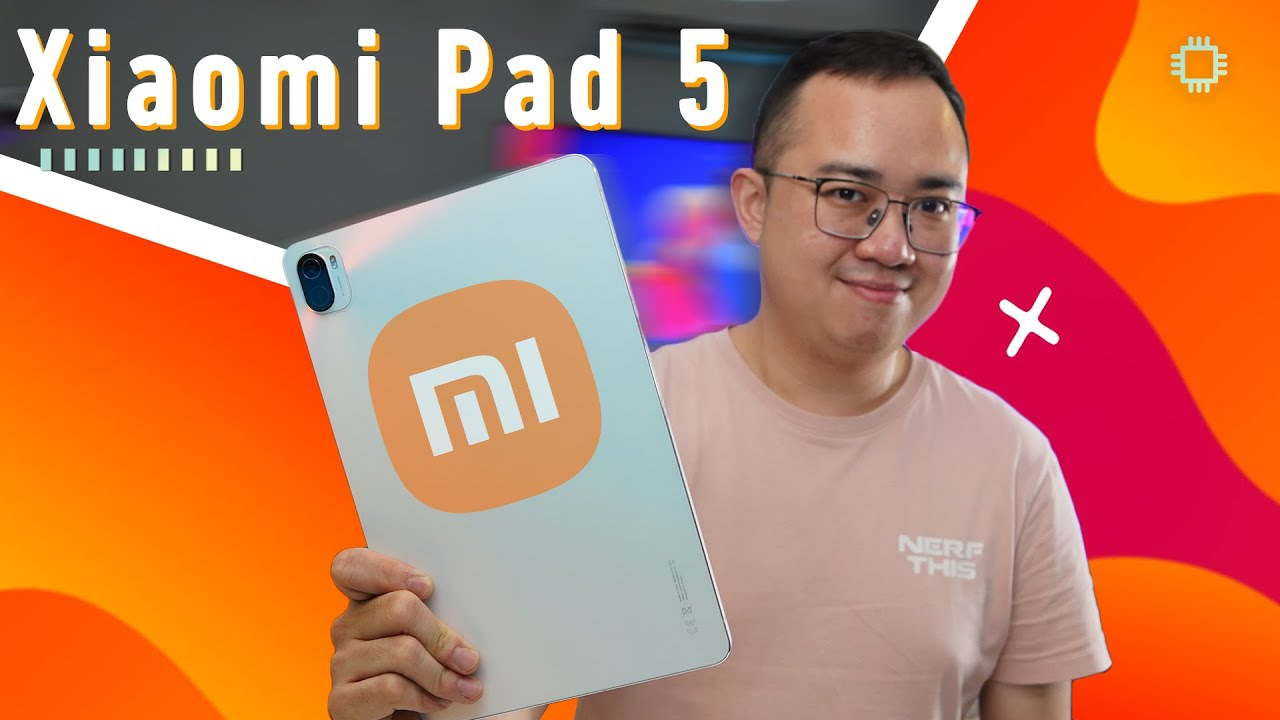 Xiaomi Pad 5 Review:  What Android tablets should have been