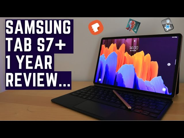 Samsung Galaxy Tab S7+ 1 YEAR REVIEW | Is It Still Worth It?? | Med Student Reviews